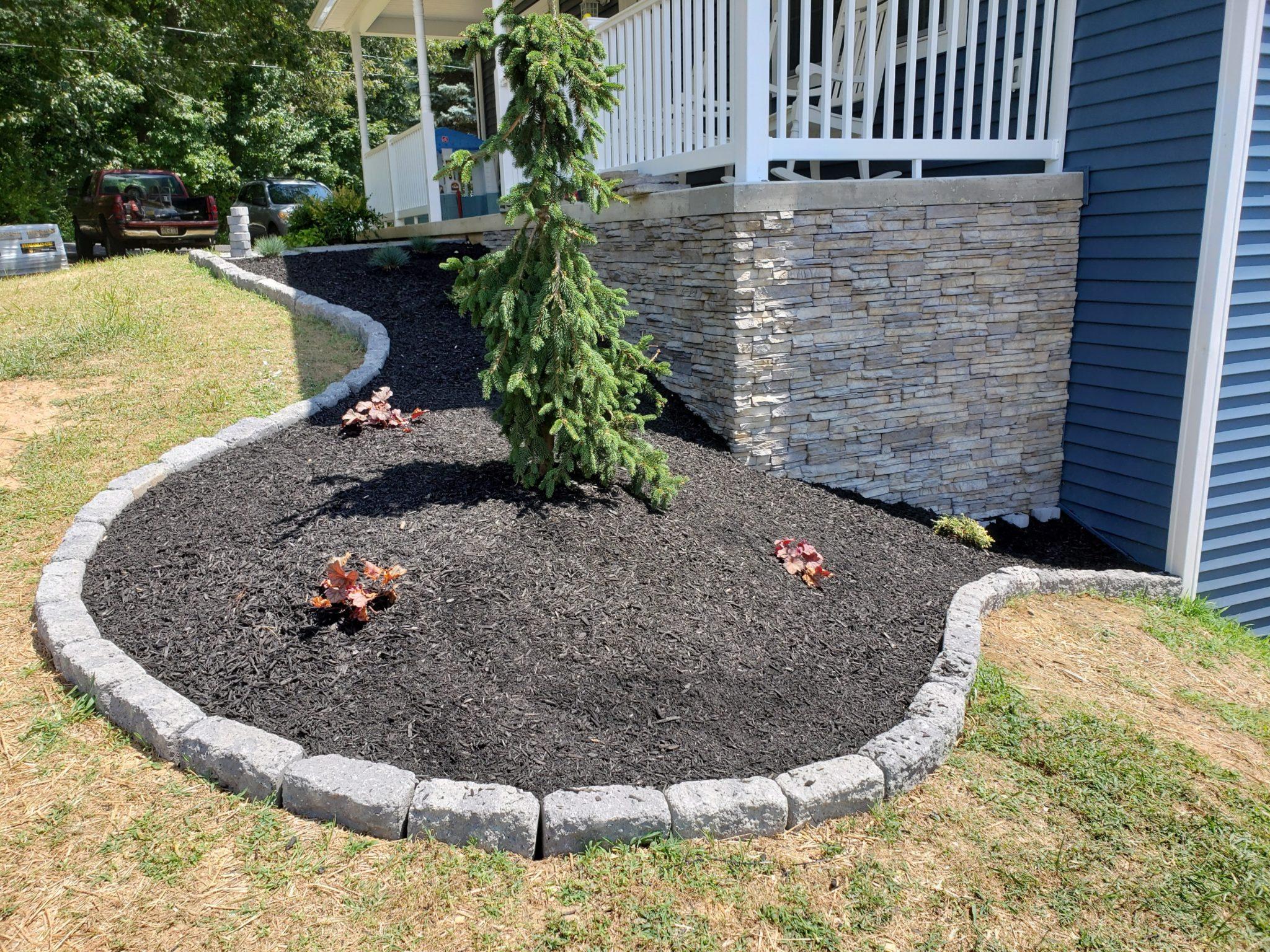 Stone Veneer - Hanover PA DREAMscape Outdoors