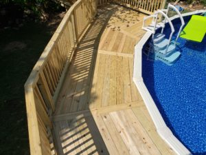Hanover Deck Contractors - Gettysburg, PA - HAnover, PA - DREAMscape Outdoors LLC