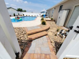 BEST Paver Patio Hardscape Designers Hanover & Gettysburg Pa DREAMscape Outdoors LLC