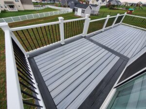 Pro TREX Deck Builders - Hanover, Pa DREAMscape Outdoors