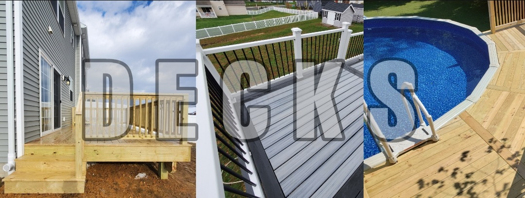 Deck Builders - Hanover, PA - Hanover Deck Contractors - DREAMscape's