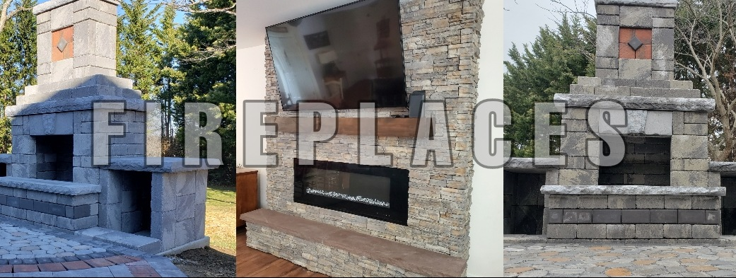 Fireplace Installers Company - Hanover, PA - Hanover Fireplace Contractors - DREAMscape's