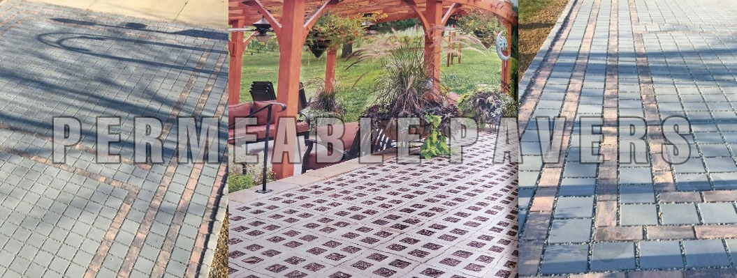 Permeable Pavers Company - Hanover, PA - Hanover Permeable Paver Contractors - DREAMscape's