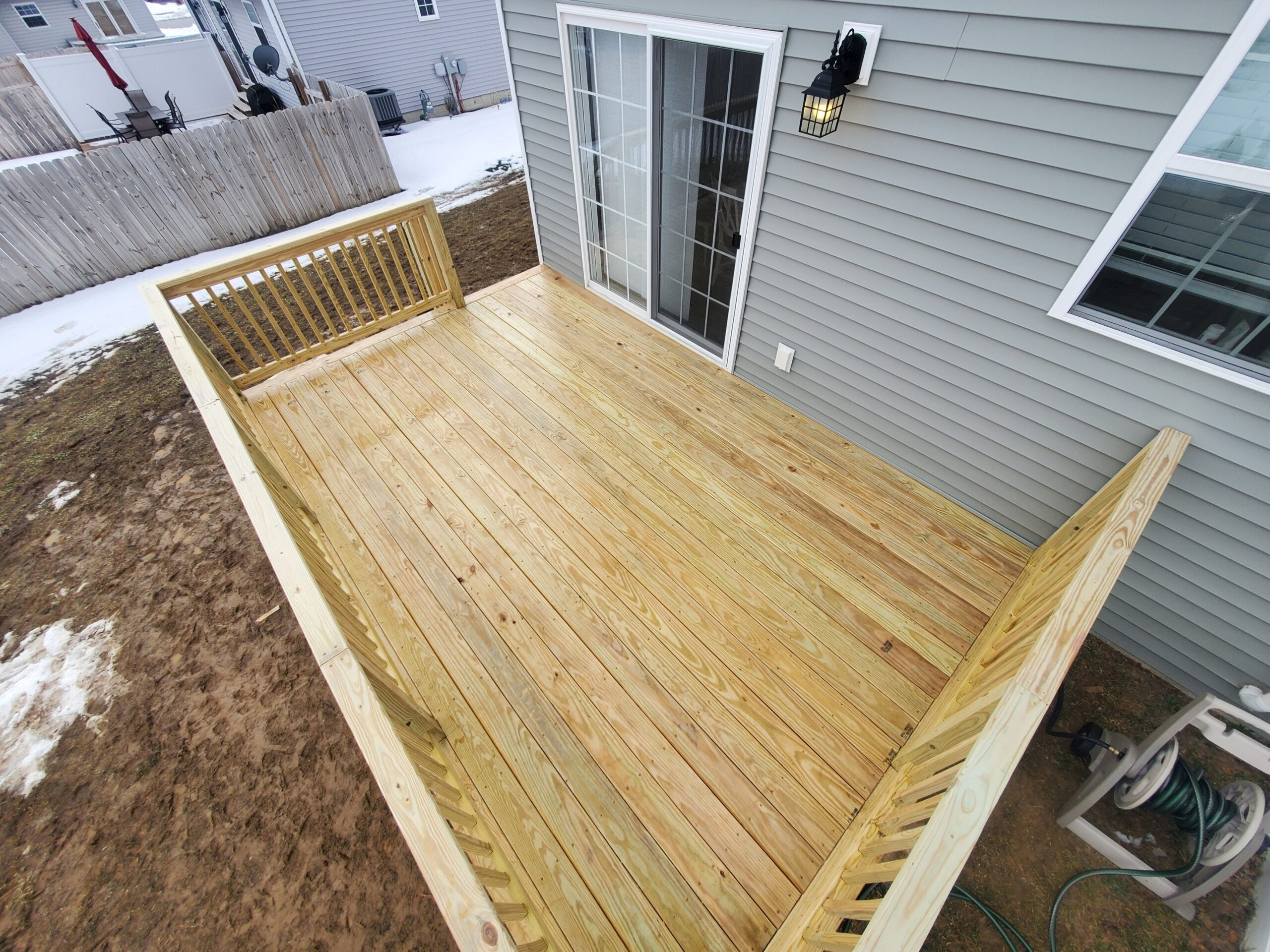 Pressure Treated Deck Builders - Hanover, PA - Hanover Deck Contractors - DREAMscape's