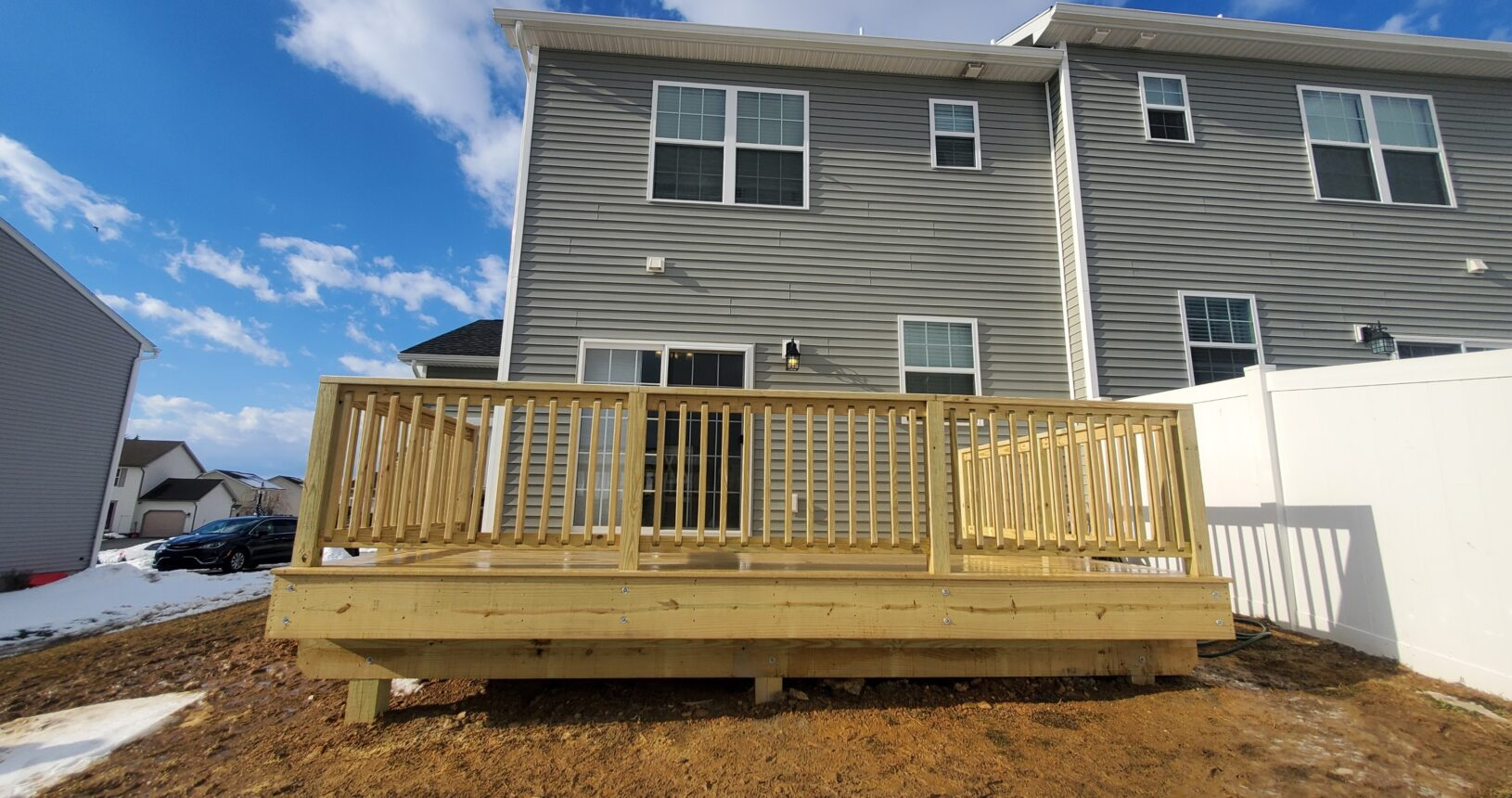 Wood Deck Builders - Hanover, PA - Hanover Deck Contractors - DREAMscape's